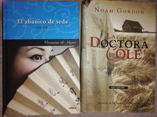 2 novelas a 4€ cada una!!