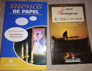 4 novelas a 3€ cada una!!