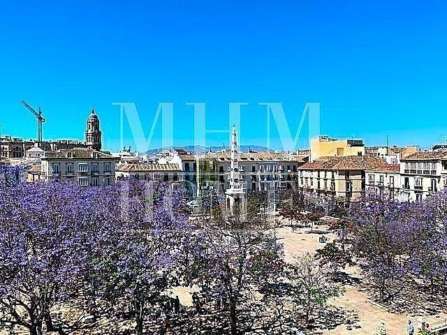Piso en alquiler en Centro Histórico en Málaga (Málaga, Málaga)
