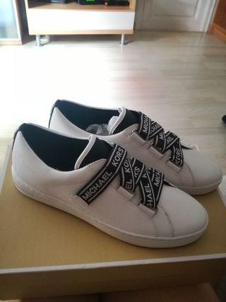 zapatillas de vestir originales Michael Kors