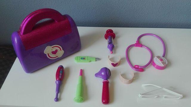 Maletín de médicos de juguete