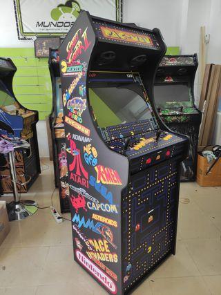 neuvos diseño arcade pac-man con vinilos