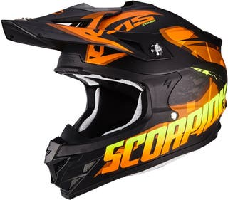 casco scorpion vx15 Evo air