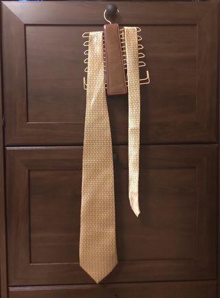 Corbata seda Thailandia