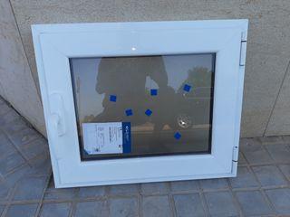 ventana aluminio nueva