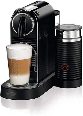 DeLonghi Nespresso Cafetera con cápasulas