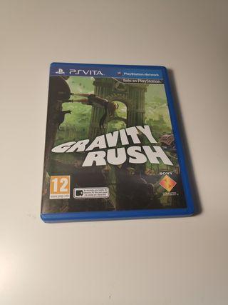 Gravity Rush PSVita