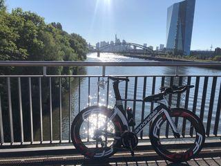 Bicicleta Contrarreloj TT Aero Cannondale Slice