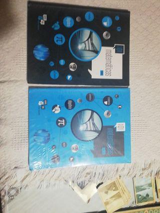 Libros Matemáticas de 1° Bachillerato