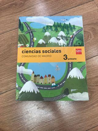 Ciencias sociales tercero primaria SM savia