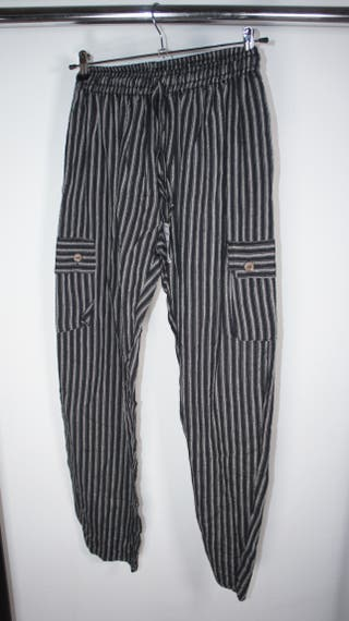 Pantalones Hippies Rectos