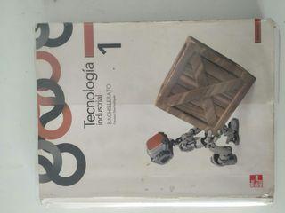 Libro Tecnología industrial 1, 1bach
