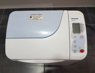 Panificadora Panasonic SD 253 como nueva