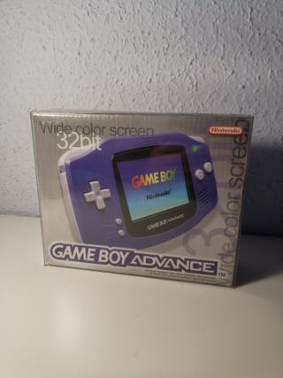 Gameboy Advance Completa