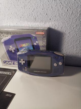 Gameboy Advance Completa