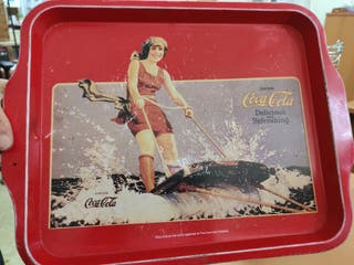 Artículo colección Bandeja Coca Cola