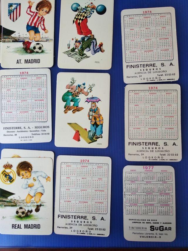 21 postales antiguas