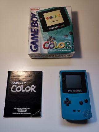 Gameboy Color Completa