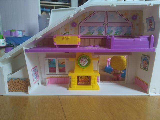 Casa de la nieve Pin y Pon