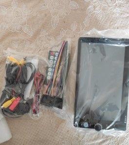 pantalla coche CON GPS Y ANDROID. nueva