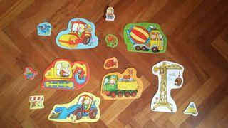 Puzzles Infantiles de Haba