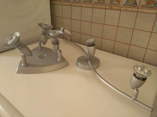 lamparas de baño
