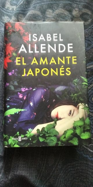 El amante Japonés-Isabel Allende