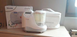 Robot de cocina Chefy5 miniland