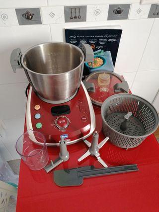 Robot de cocina capacidad 1'5 litros Chicco DeLong
