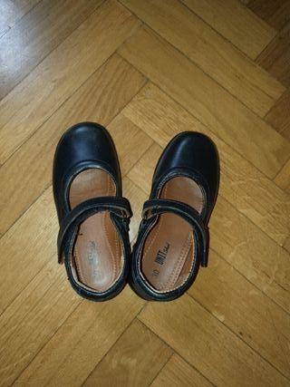Zapatos negros 30