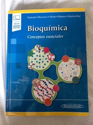 Libro de Bioquímica ( conceptos esenciales)