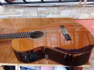 guitarra alhambra iberia electrificada