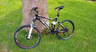 Bicicleta de montaña (MTB) Merida One Twenty