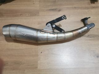 Tubo Escape Leovince GT (Aerox)