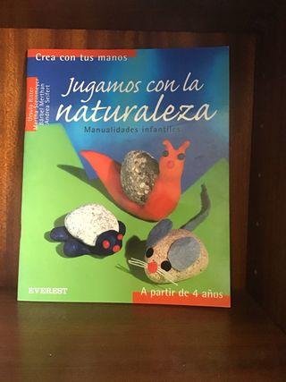 """Libro """"Jugamos con la naturaleza"""""""