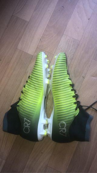 Unused CR7 Football Boots