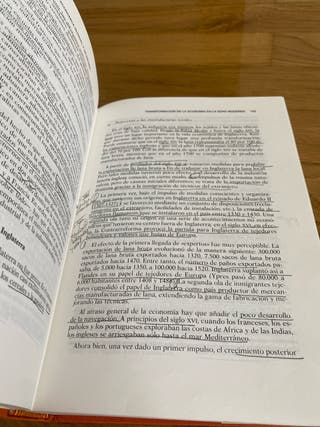 Manual De Historia Económica Mundial y de España