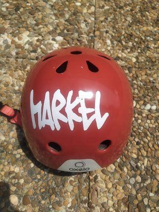 casco skate/ bici oxelo
