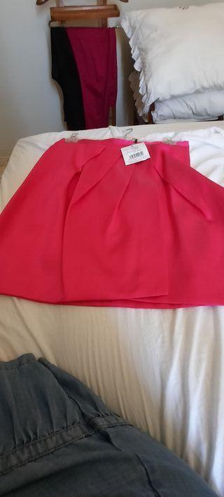 elegante falda