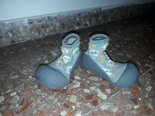 1° Zapatos de bebe para andar y gatear