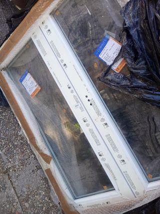 ventana nueva pvc 100x115 oscilob