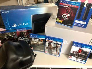Pack PlayStation 4 + PlayStation VR
