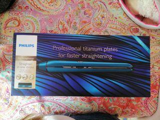 Planchas de pelo de titanio Philips Pro