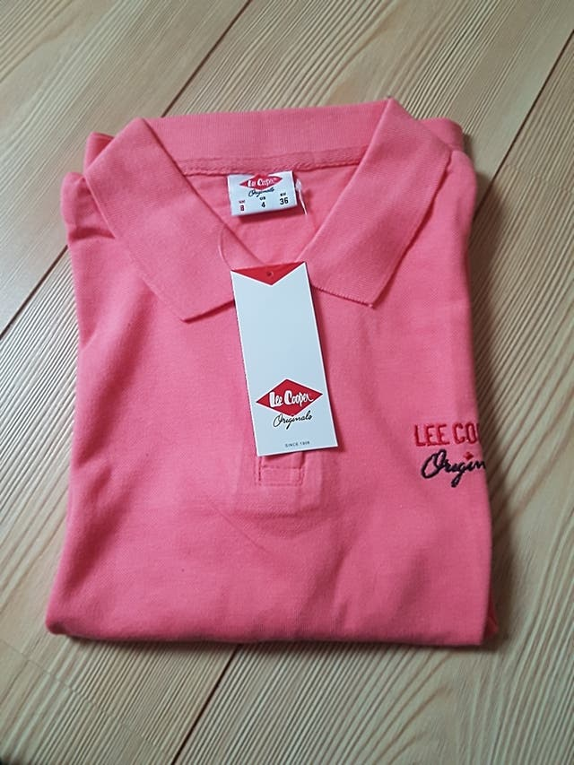 Lee cooper polo top