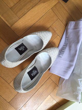 Zapatos Novia Felipe Varela
