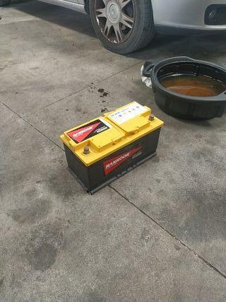 bateria agm ..autocaravanas coche 4x4... 95 ah agm