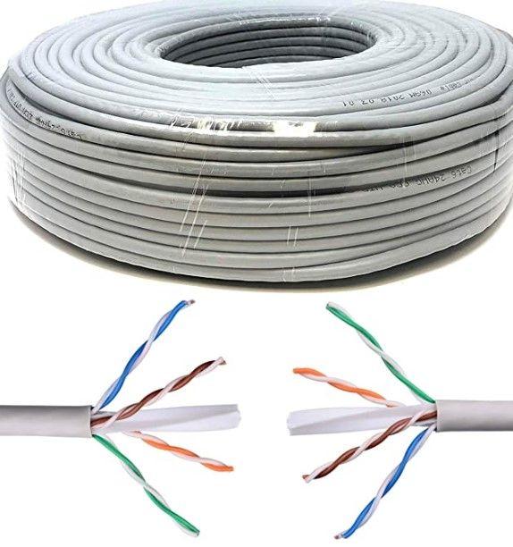 Cable UTP red Ethernet cat6 por metros