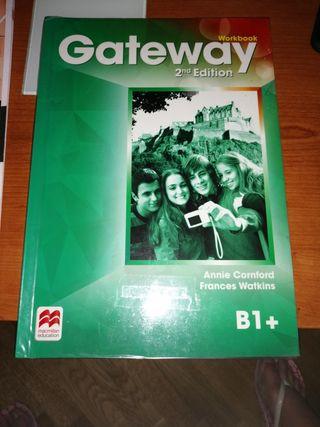 Libro inglés Gateway 2nd Edition B1+