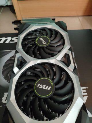 Tarjeta Gráfica MSI GeForce RTX 2080 Super Ventus