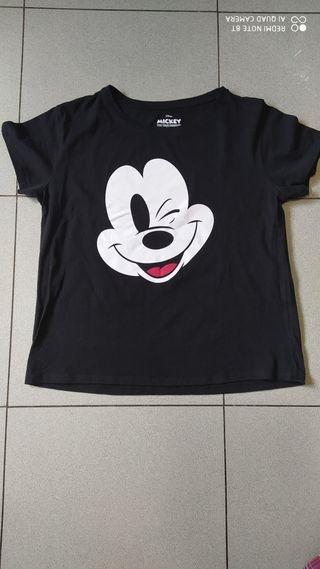 camiseta Mikki Mause, t. S